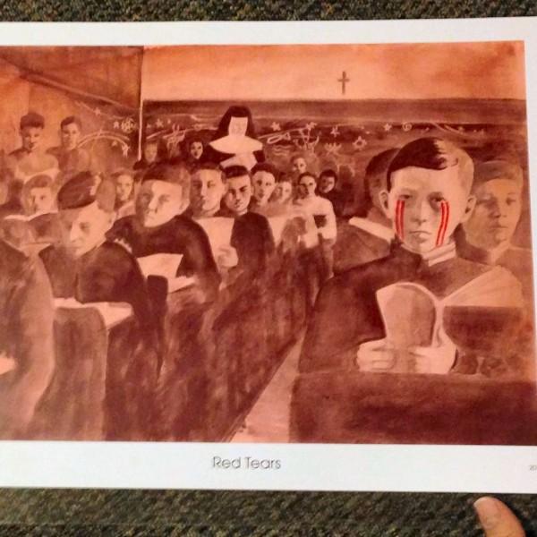 """13"""" x 19"""" posterprint"""